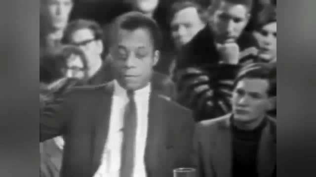 A James Baldwin Speech