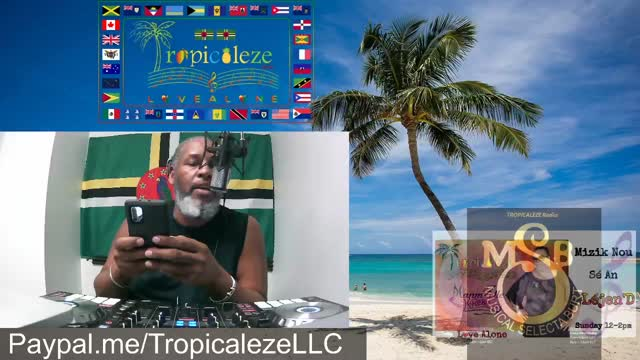 Tropicaleze Live on 22-Oct-20-19:03:01
