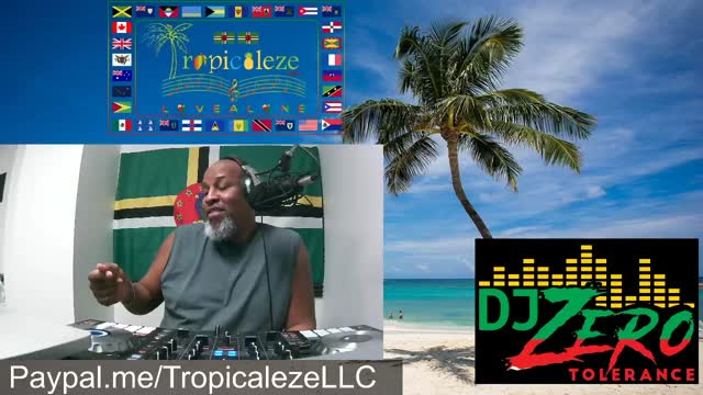 Tropicaleze Live on 25-Oct-20-16:30:09