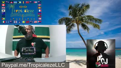 Tropicaleze Live on 11-Aug-2020
